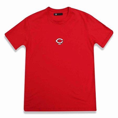 Camiseta Cincinnati Reds Mini Logo MLB - New Era