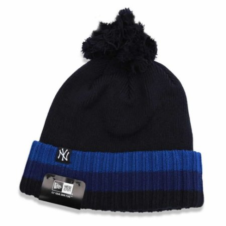 Gorro Touca New york Yankees Bubble Cuff Stripe - New Era