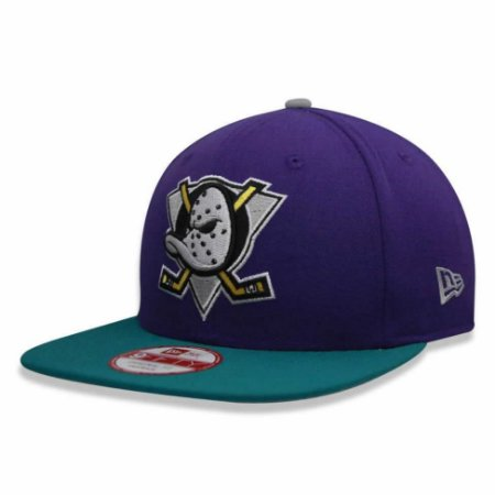 Boné Anaheim Ducks 950 snapback purple Super Patos - New Era