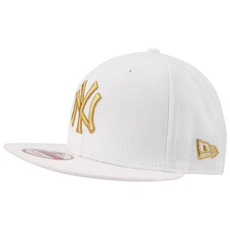 Boné New York Yankees 950 Basic Gold on White MLB - New Era