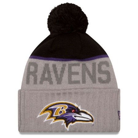 Gorro Touca Baltimore Ravens On Field - New Era