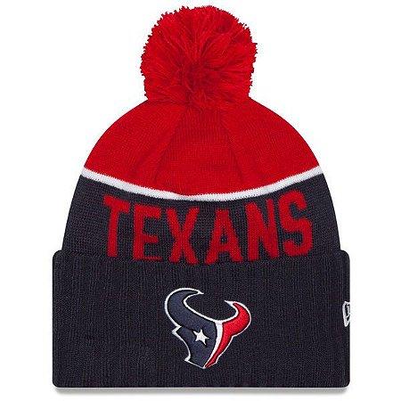 Gorro Touca Houston Texans On Field - New Era