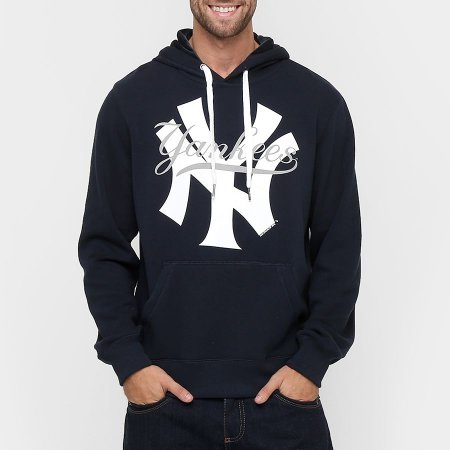 Casaco Moletom New Yok Yankees Uniform - New Era