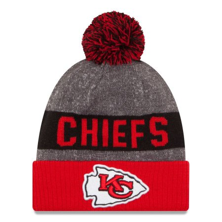 Gorro Touca Kansas City Chiefs On Field - New Era