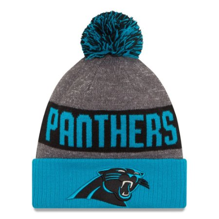 Gorro Touca Carolina Panthers On Field - New Era