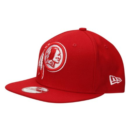 Boné Washington Redskins 950 Snapback White on Red - New Era