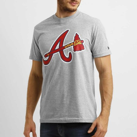 Camiseta Atlanta Braves Basic - New Era