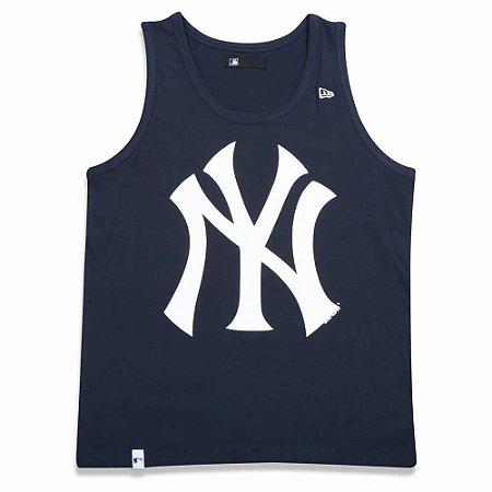 Regata New York Yankees MLB Marinho/Branco - New Era