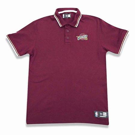 Camisa Polo Cleveland Cavaliers NBA - New Era