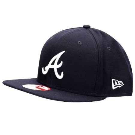 Boné Atlanta Braves 950 Basic Team Color MLB - New Era