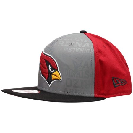 Boné Arizona Cardinals 950 Snapback Draft Reflective - New Era