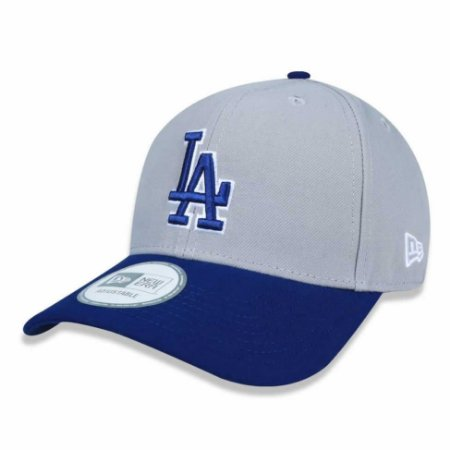 Boné Los Angeles Dodgers 940 HC Basic Cinza - New Era