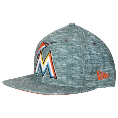 Boné Miami Marlins 950 Snapback Static Clinger MLB - New Era
