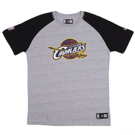 Camiseta Cleveland Cavaliers NBA Heather Basic - New Era