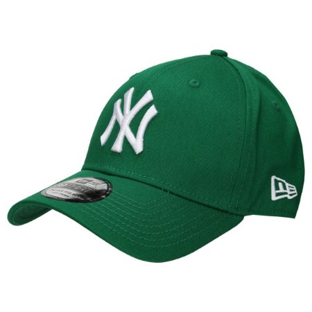 Boné New York Yankees 3930 White on Green MLB - New Era