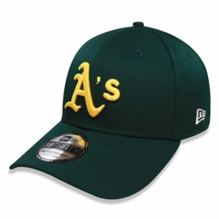 Boné Oakland Athletics A s 3930 Basic MLB - New Era - FIRST DOWN ... 67ed7242d6b