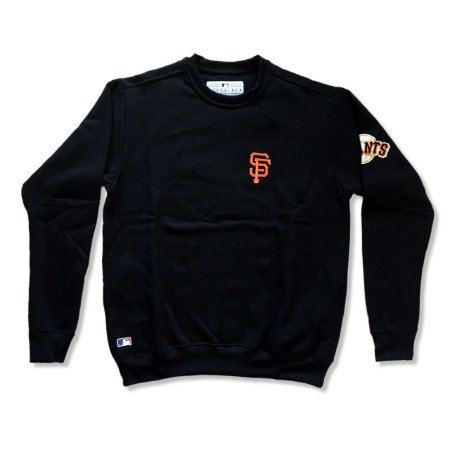 Casaco Moletom San Francisco Giants Pop Crew - New Era