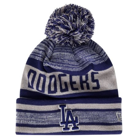 Gorro Touca Los Angeles Dodgers Block World - New Era