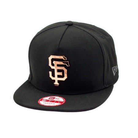 Boné San Francisco Giants 950 A-Frame Rose Metal MLB - New Era