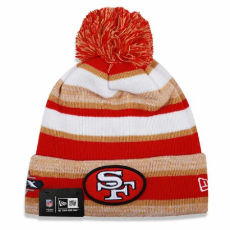 Gorro Touca San Francisco 49ers Sport Knit - New Era