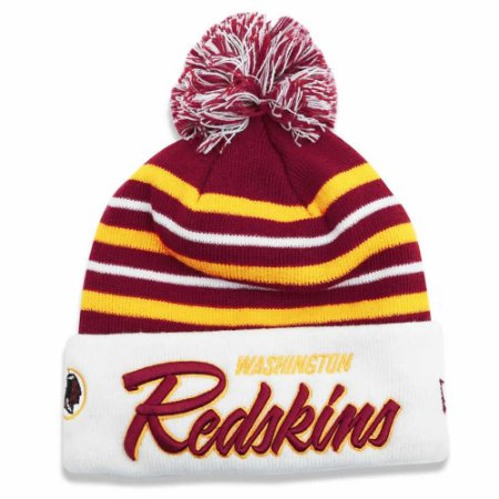 Gorro Touca Washington Redskins Snow Stripe - New Era