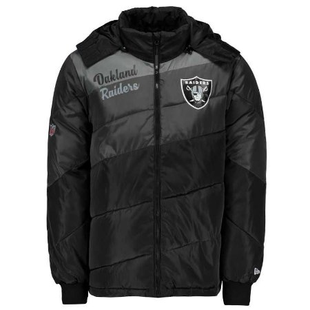Jaqueta Bomber Oakland Raiders 2017 NFL - New Era