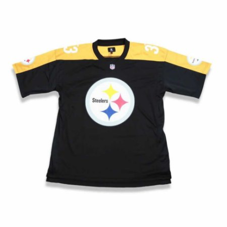 Camiseta JERSEY Pittsburgh Steelers NFL - New Era