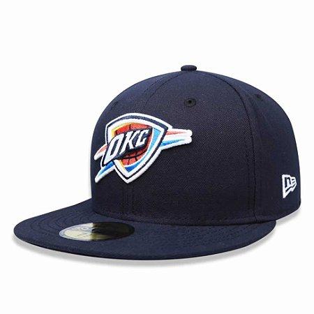 Boné Oklahoma City Thunder 5950 Classic OKC - New Era