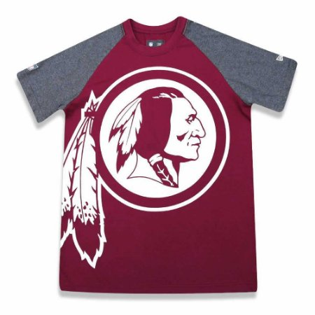 Camiseta Washington Redskins Big Logo - New Era
