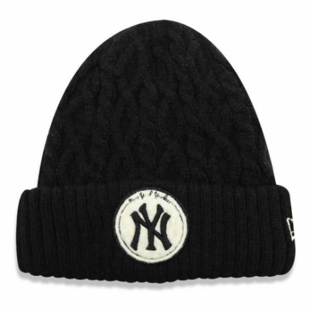 Gorro Touca New york Yankees Shepard Applique - New Era