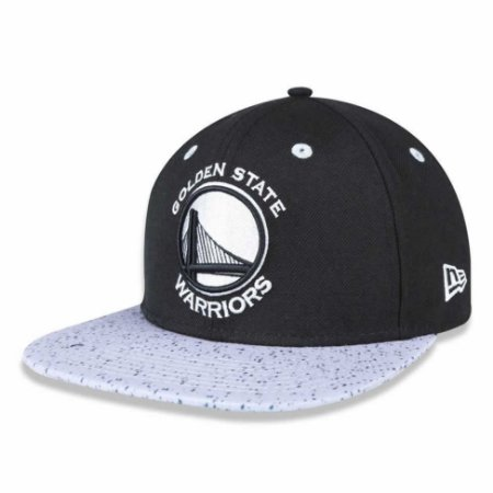 Boné Golden State Warriors 950 Concrete Cinza NBA - New Era