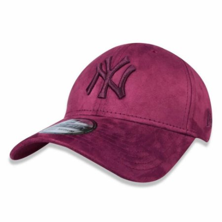 Boné New York Yankees 3930 Stretch Suede MLB - New Era