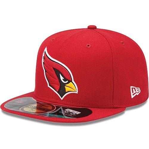 Boné Arizona Cardinals Vermelho 5950 - New Era
