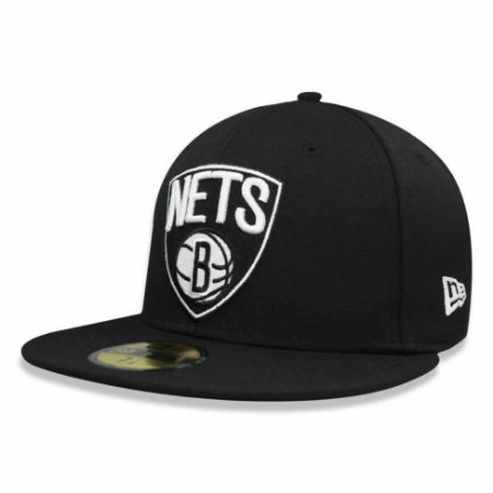 Boné Brooklyn Nets 5950 Classic NBA - New Era