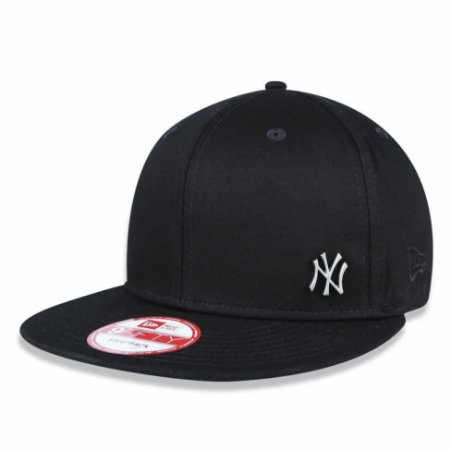 Boné New York Yankees 950 Flawless Metal Logo MLB - New Era