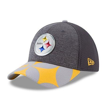 Boné Pittsburgh Steelers Draft 2017 Spotlight 3930 - New Era