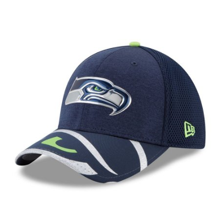 Boné Seattle Seahawks Draft 2017 On Stage 3930 - New Era