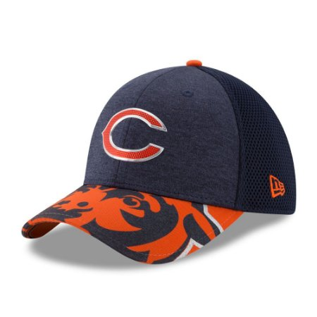 Boné Chicago Bears Draft 2017 On Stage 3930 - New Era