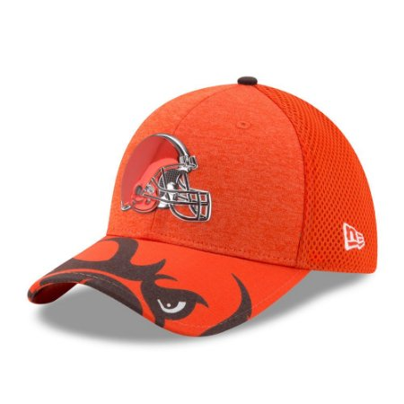 Boné Cleveland Browns Draft 2017 On Stage 3930 - New Era