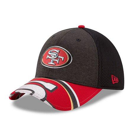Boné San Francisco 49ers Draft 2017 On Stage 3930 - New Era