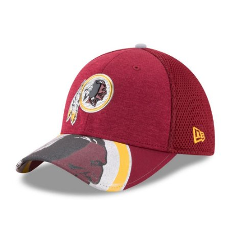 Boné Washington Redskins Draft 2017 On Stage 3930 - New Era