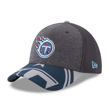 Boné Tennessee Titans Draft 2017 Spotlight 3930 - New Era