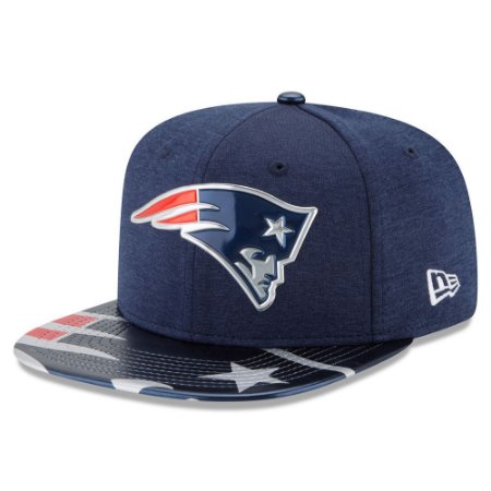 Boné New England Patriots DRAFT 2017 On Stage Snapback - New Era ... 1291ac03538