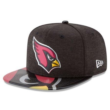Boné Arizona Cardinals DRAFT 2017 On Stage Snapback - New Era