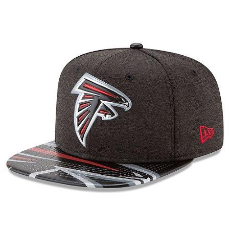 Boné Atlanta Falcons DRAFT 2017 On Stage Snapback - New Era
