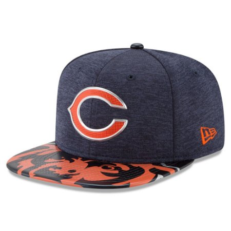 Boné Chicago Bears DRAFT 2017 On Stage Snapback - New Era