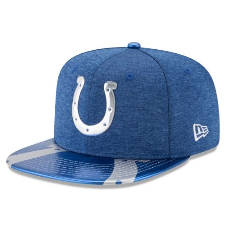 Boné Indianapolis Colts DRAFT 2017 On Stage Snapback - New Era