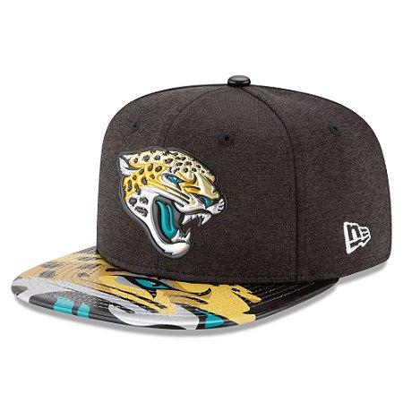 Boné Jacksonville Jaguars DRAFT 2017 On Stage Snapback - New Era
