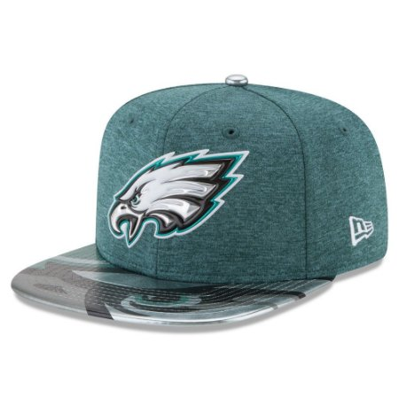 Boné Philadelphia Eagles DRAFT 2017 On Stage Snapback - New Era