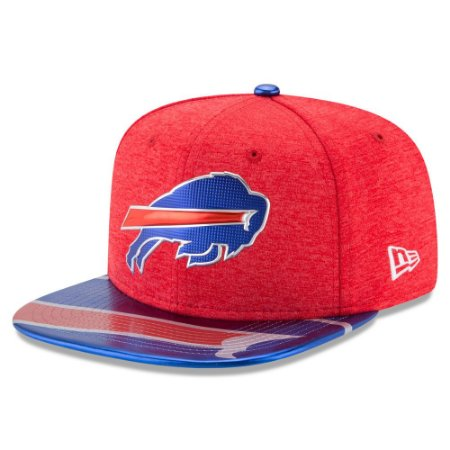 Boné Buffalo Bills DRAFT 2017 On Stage Snapback - New Era